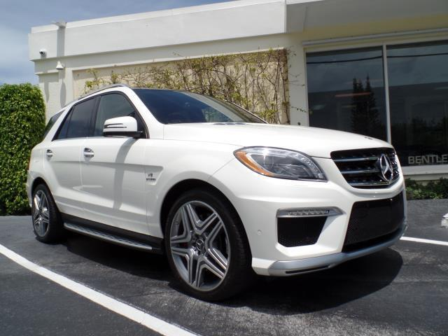 2015 Mercedes-Benz ML63 | 886527