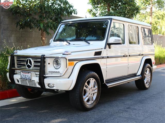 2013 Mercedes-Benz G500 | 886532