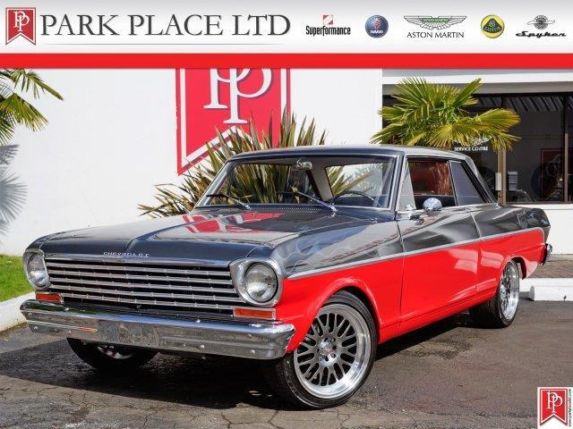 1963 Chevrolet Nova | 886536