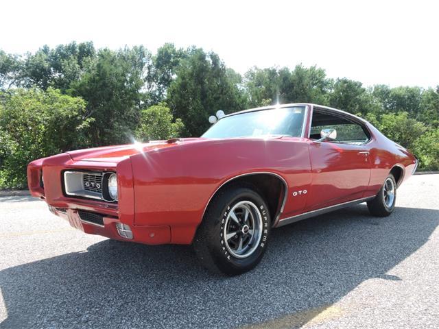 1969 Pontiac GTO | 886537