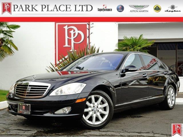 2008 Mercedes-Benz S550 | 886538