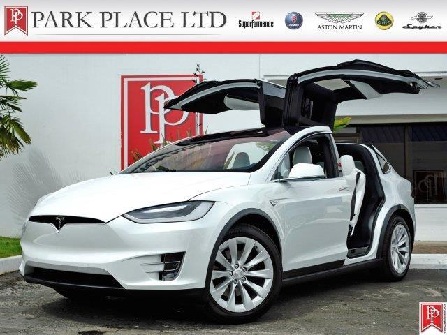 2016 Tesla Model X | 886541