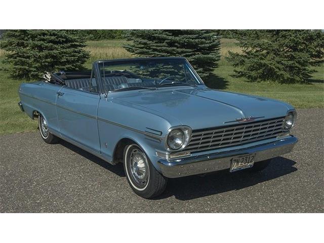 1962 Chevrolet Nova | 886542