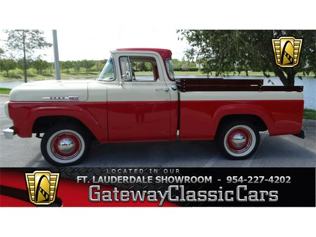1960 Ford F100 | 886545