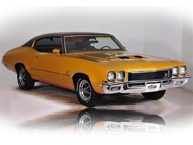 1972 Buick Gran Sport | 886547