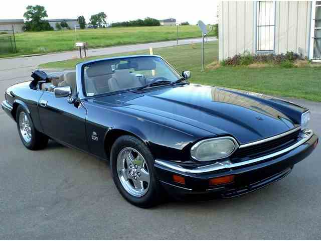 1995 JAGUAR XJ-SERIES XJS | 886551