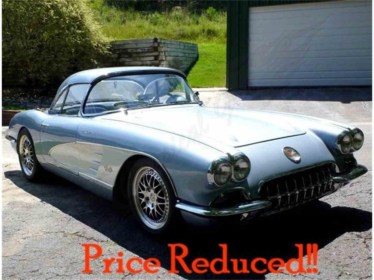 1959 Chevrolet Corvette for Sale - CC-886555