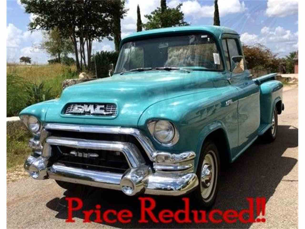 1955 gmc 100 for sale cc 886556. Black Bedroom Furniture Sets. Home Design Ideas