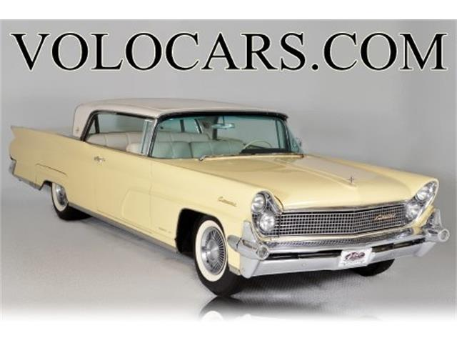 1959 Lincoln Continental | 886558