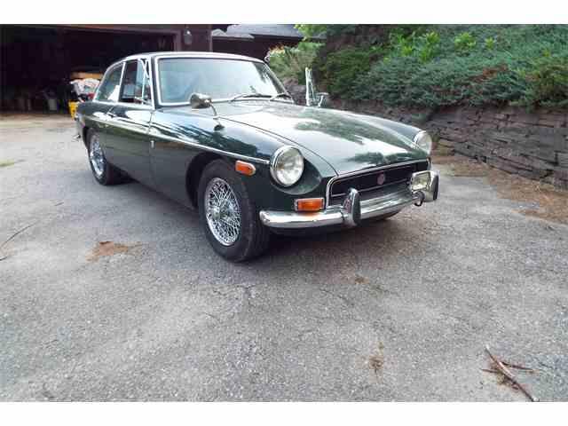 1972 MG BGT | 886560