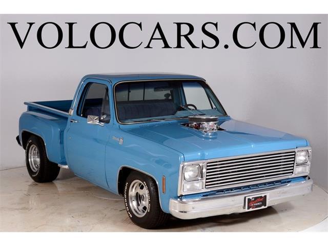 1977 Chevrolet C/K 10 | 886561