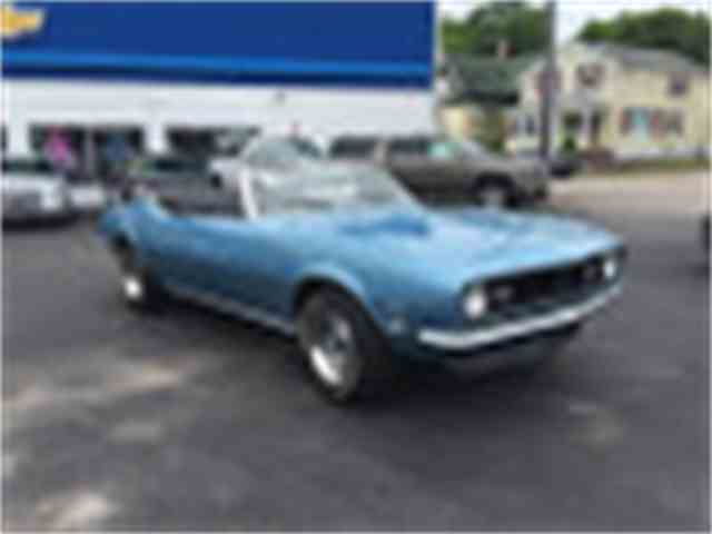 1968 Chevrolet Camaro | 886565
