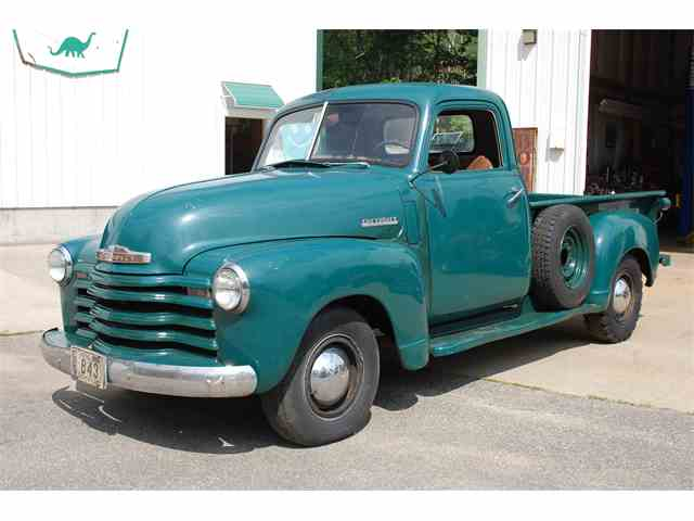 1948 Chevrolet 3200 pickup truck | 886575