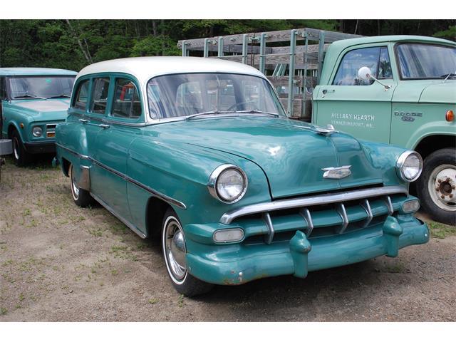 1954 Chevrolet 210 | 886576