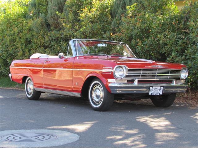 1962 Chevrolet Nova | 880658