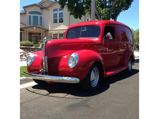 1940 Ford Deluxe | 886580