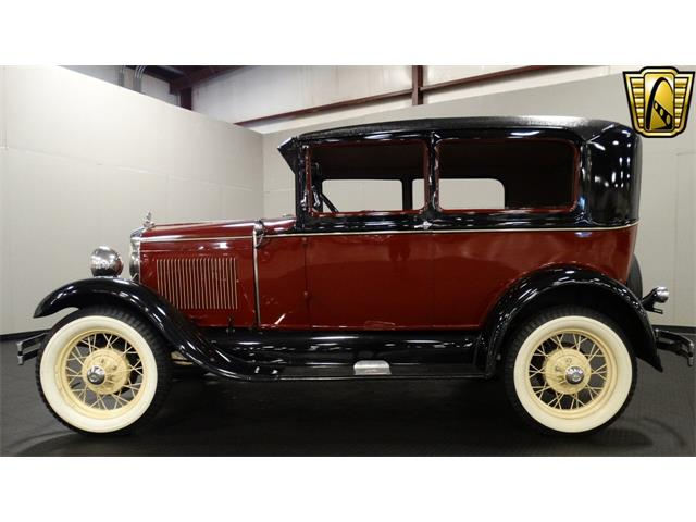 1930 Ford Model A | 886590
