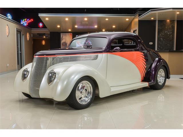 1937 Ford 3-Window Coupe Street Rod | 886592