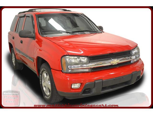 2002 Chevrolet Trailblazer | 886597