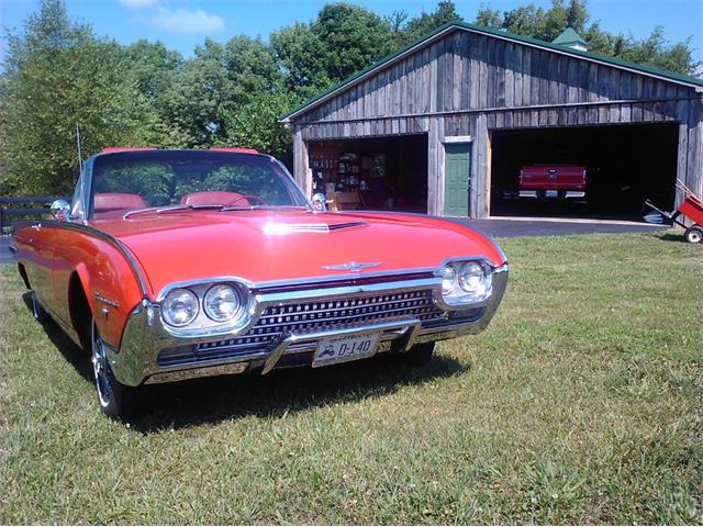 1962 Ford Thunderbird | 886599