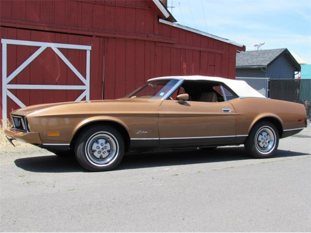 1973 Ford Mustang | 880660