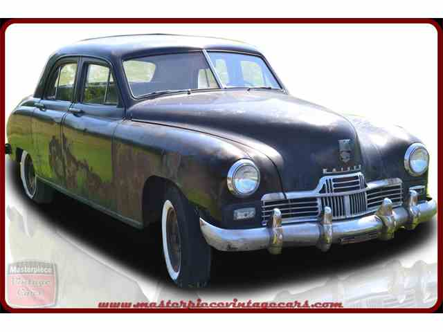 1948 Kaiser Special (Project Car) | 886603