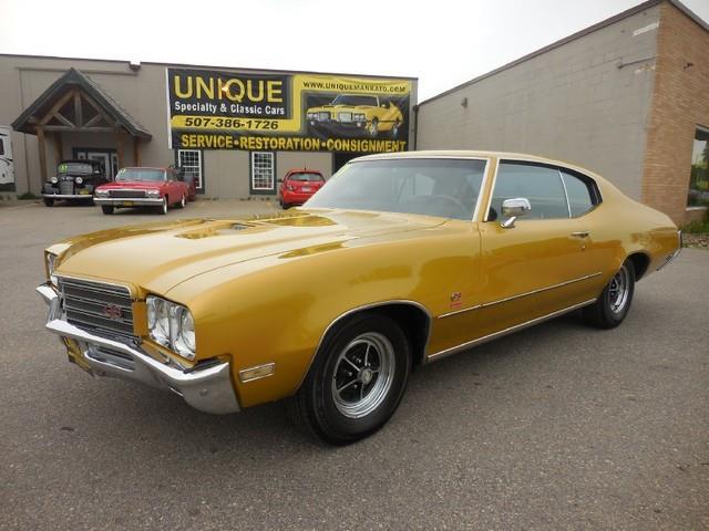 1971 Buick Gran Sport | 886612