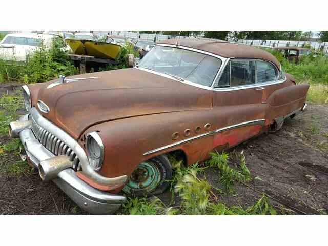 1953 Buick Roadmaster | 886615