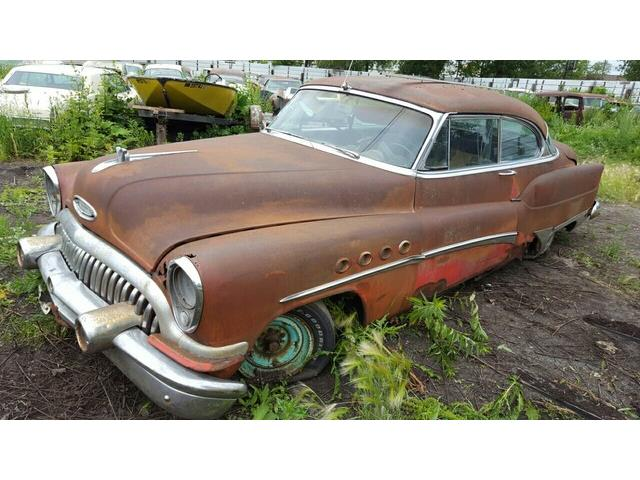 1953 buick roadmaster for sale cc 647467. Cars Review. Best American Auto & Cars Review
