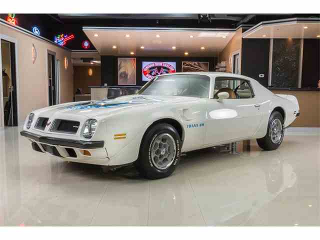 1974 Pontiac Firebird Trans Am Super Duty | 886618