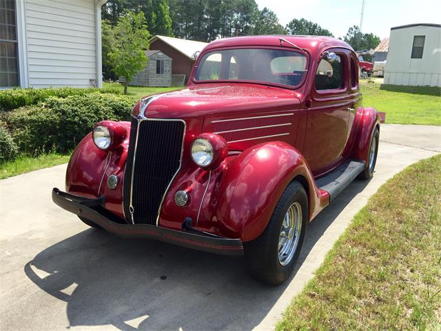 1936 Ford 5-Window Coupe | 886619