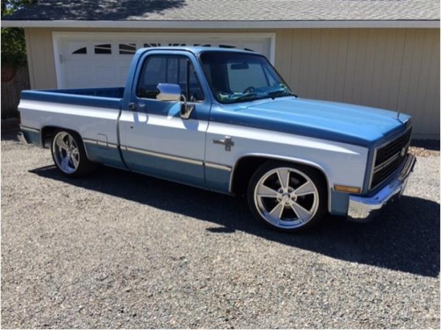 1984 Chevrolet Silverado | 880662