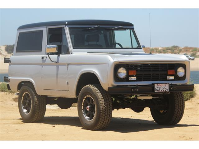 1969 Ford Bronco | 886622