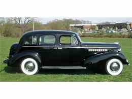 Picture of '37 Roadmaster located in Pennsylvania Offered by Connors Motorcar Company - J04H