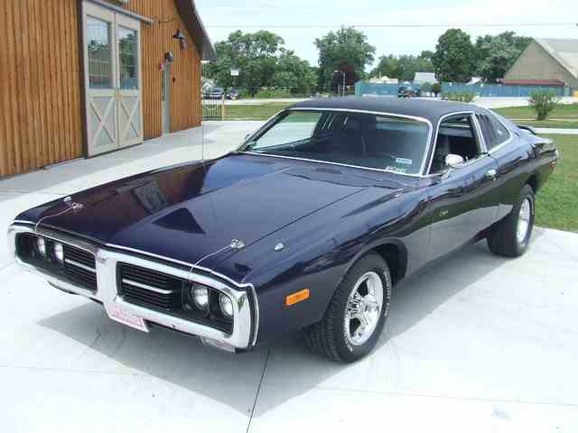 1973 Dodge Charger | 886627