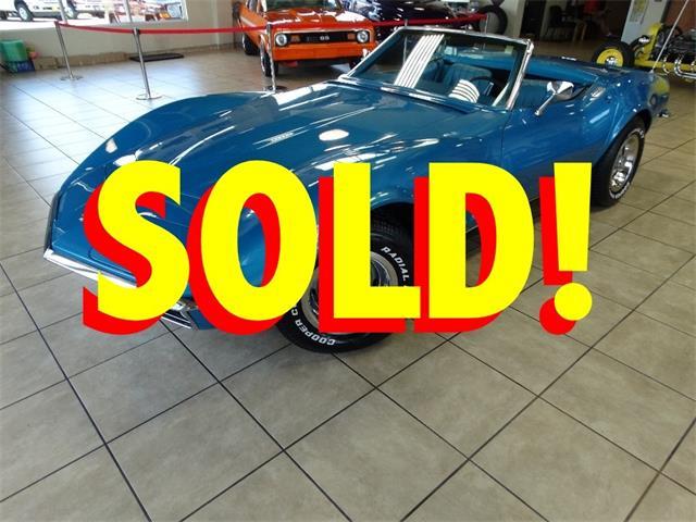 1968 Chevrolet Corvette | 886628