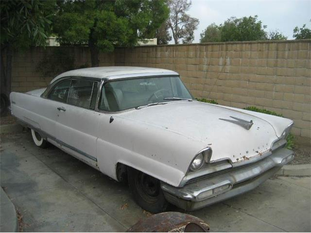 1956 Lincoln Premiere | 886633