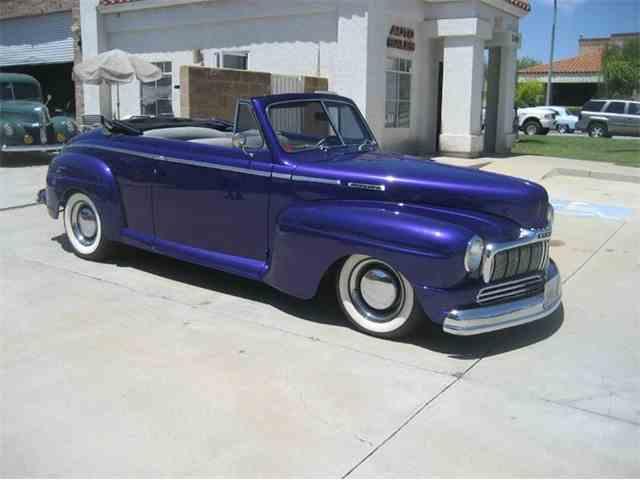 1948 Mercury Eight   886634