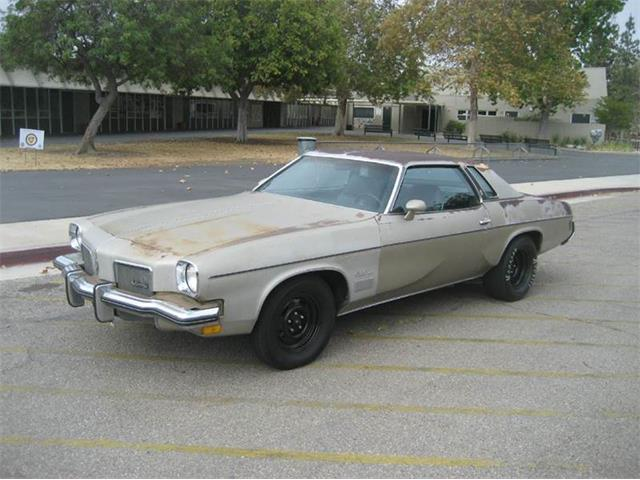 1973 Oldsmobile Cutlass Supreme | 886636