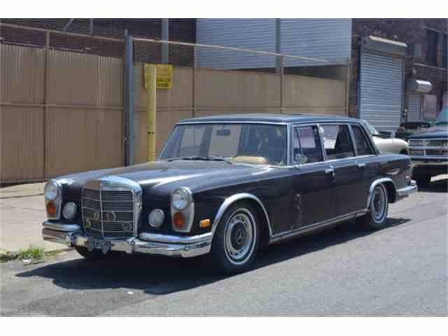 1969 Mercedes-Benz 600 | 886639