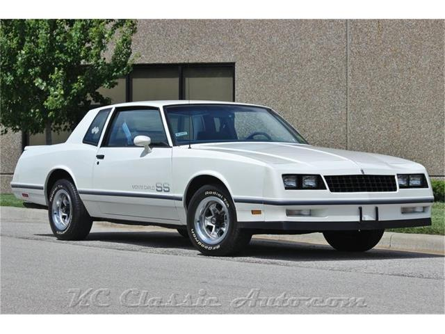 1984 Chevrolet Monte Carlo SS Only 5k original miles | 886653