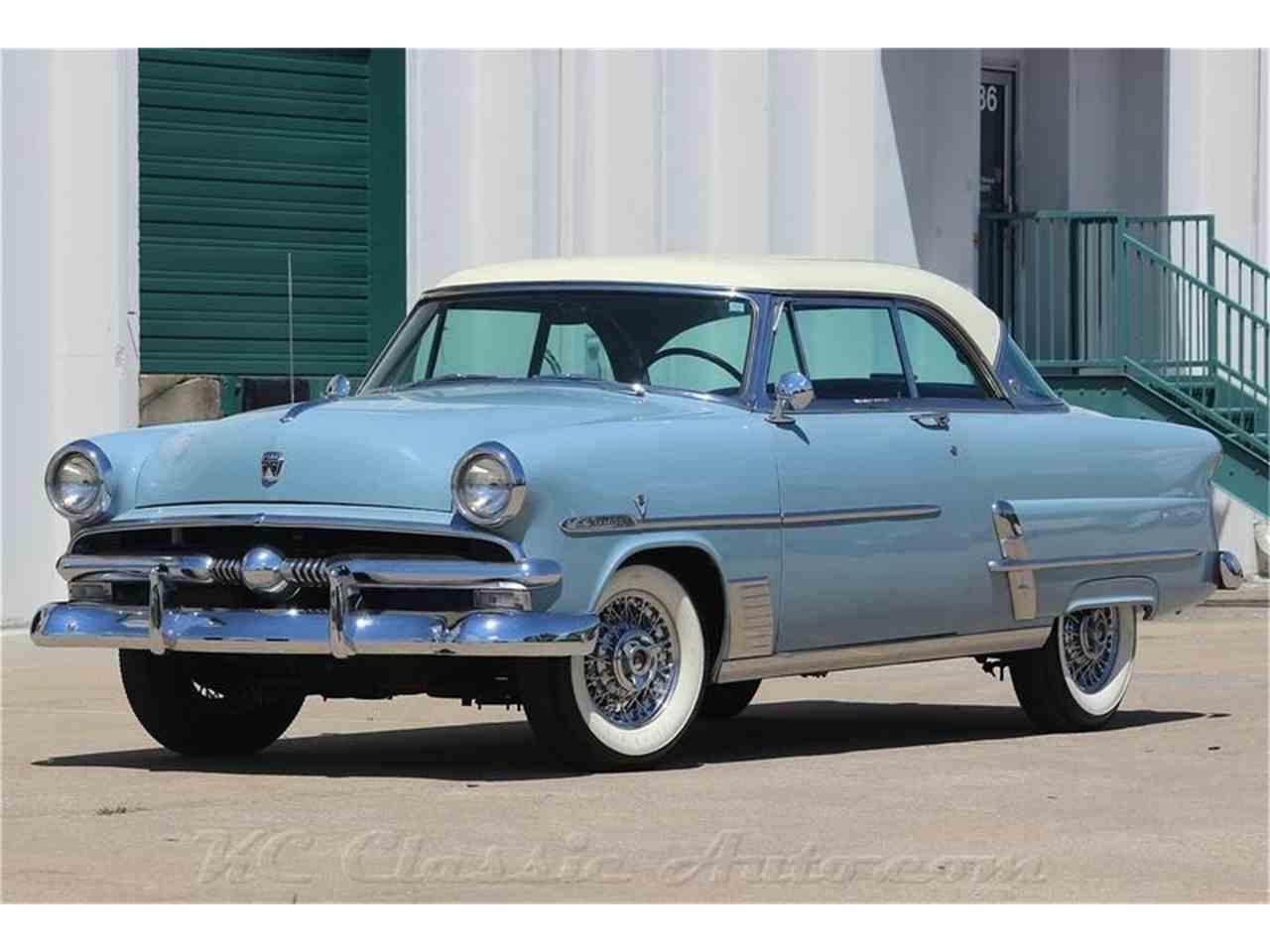 1953 ford crestline victoria ac for sale for 1953 ford crestline victoria 2 door hardtop