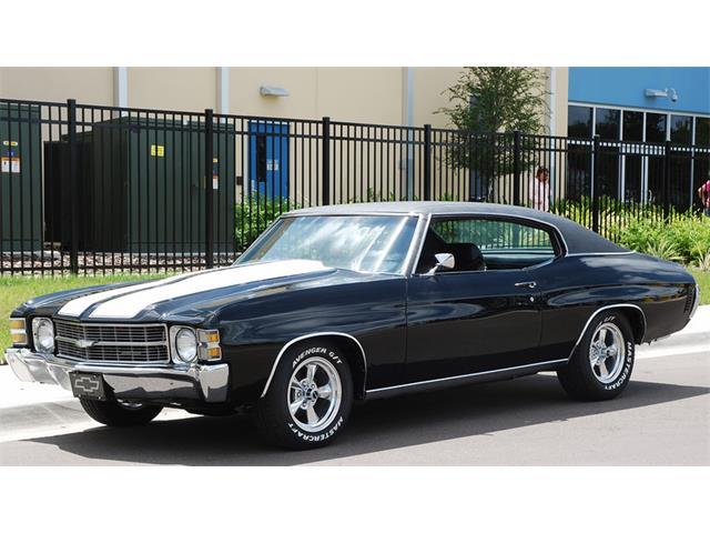 1971 Chevrolet Malibu | 880666