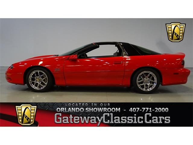 2002 Chevrolet Camaro | 886667