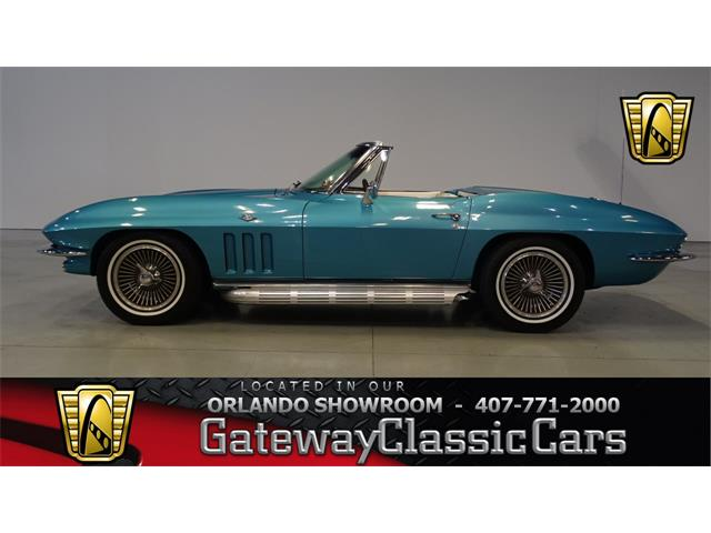 1965 Chevrolet Corvette | 886668