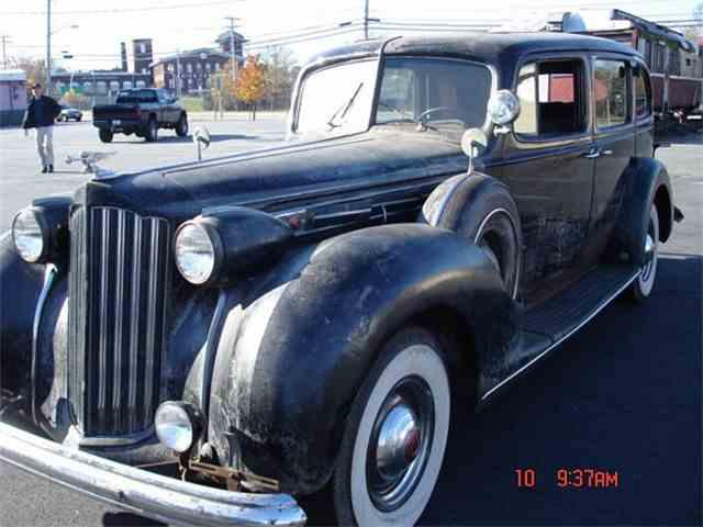 1939 Packard 1234 | 886671
