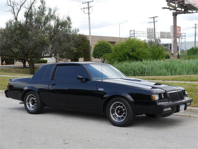 1985 Buick Grand National | 886673