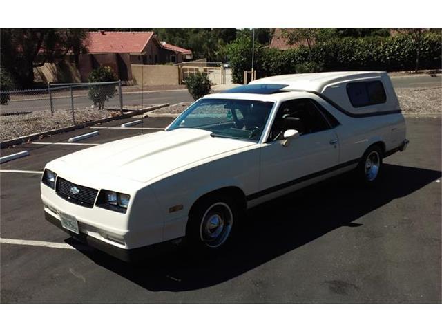 1983 Chevrolet El Camino | 886675