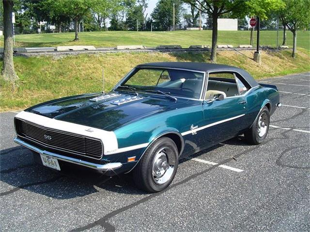 1968 Chevrolet Camaro | 886677