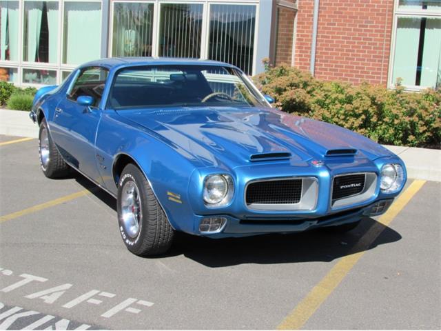 1970 Pontiac Firebird | 880668